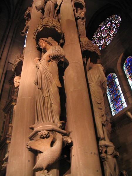 pilier des anges